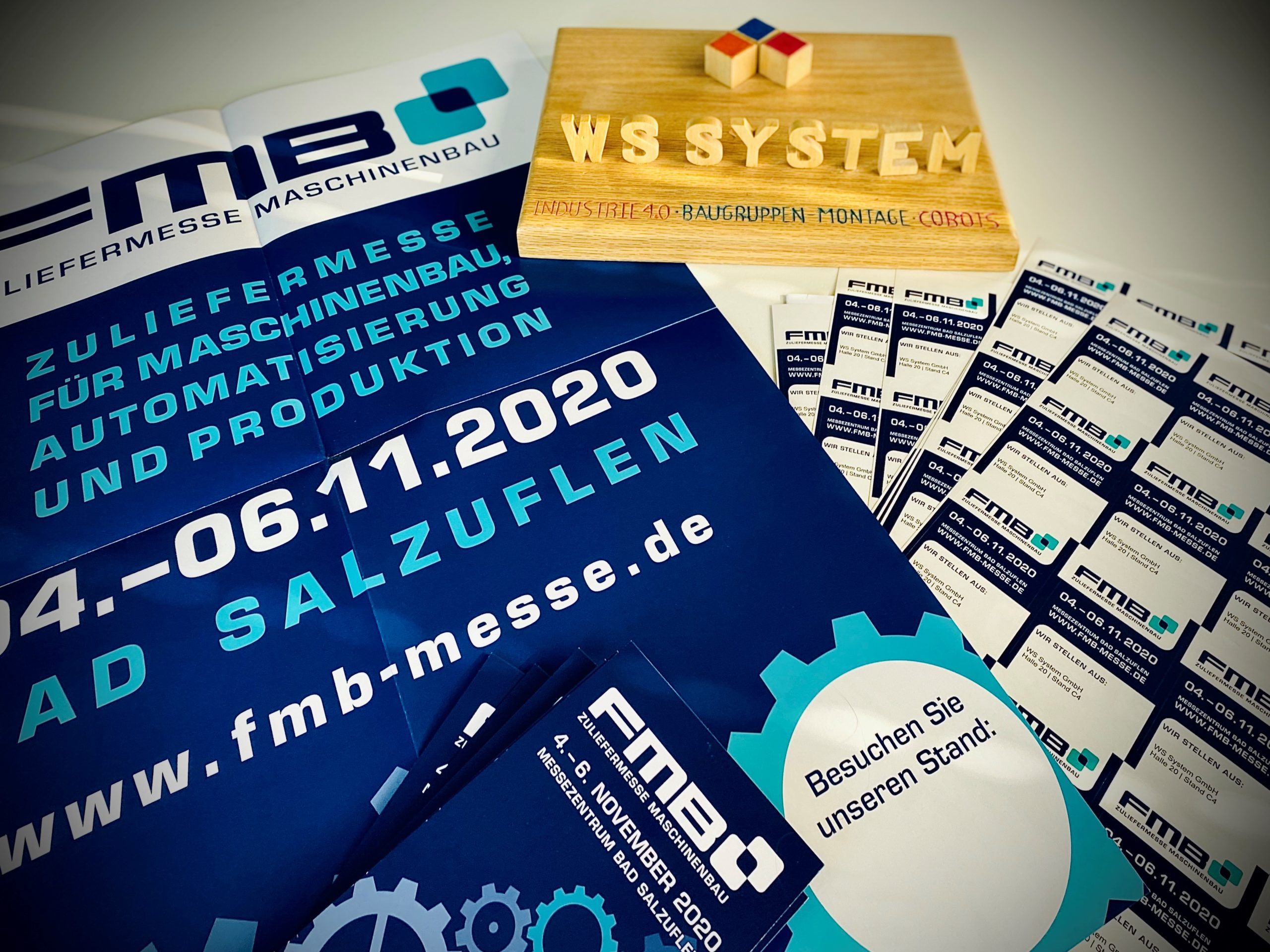 WS System FMB Messe